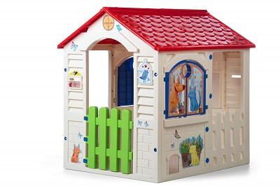 casa niños jardin